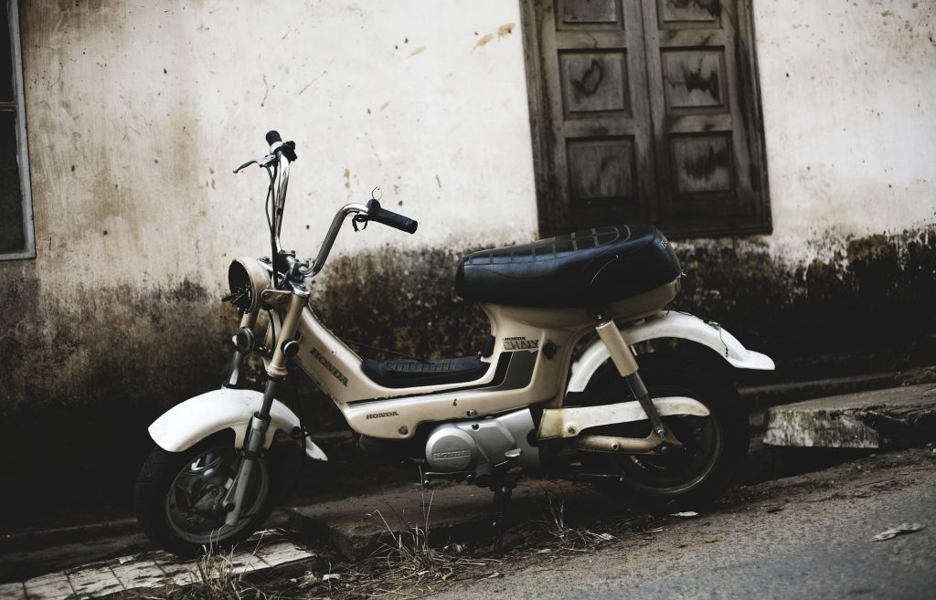 scooter-panne